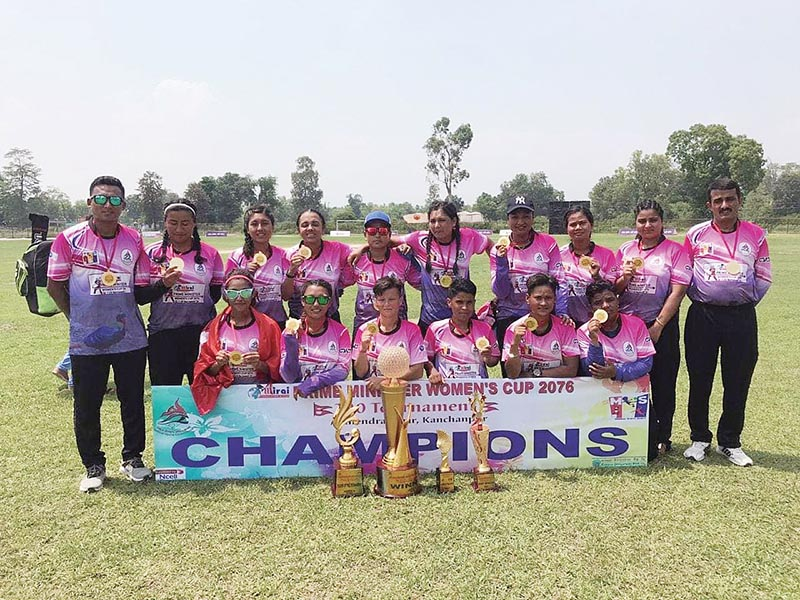 Nepal APF beat Farwest, win PM Cup title