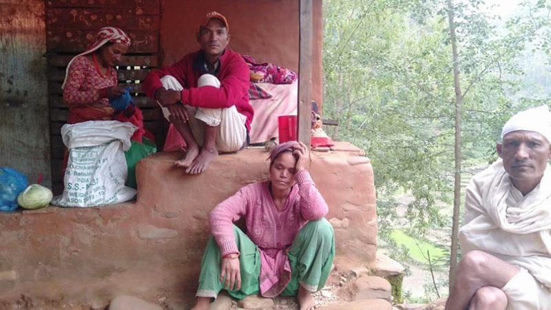 लक्ष्मीको जीवनमा अर्को बज्रपात