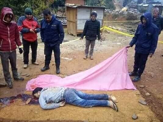 शिवालयमा एक युवक मृत अवस्थामा फेला