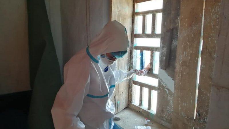 जाजरकोटमा २०३ जनाको कोरोना आरडिटी परीक्षण गर्दा सवैको रिर्पोट 'नेगेटिभ'