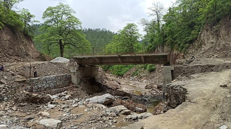 भेरी करिडोरमा दर्जन पुल अन्तिम चरणमा, दर्जन पुलको काम शुरु