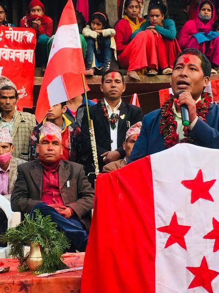 पैकमा माओवादी र एमालेबाट एक सय बढी काँग्रेसमा प्रवेश
