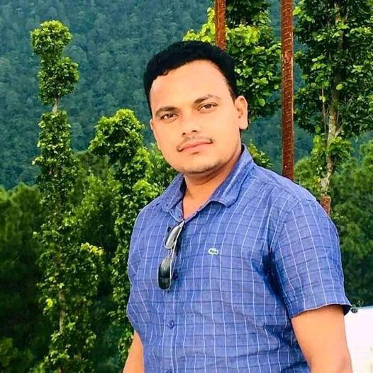 पत्रकार भरत शर्माद्धारा जन्म दिनको अवसरमा विद्यालयलाई सहयोग