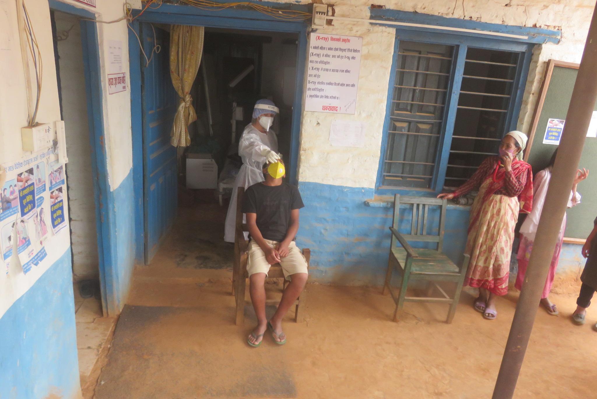 जाजरकोटमा ३२ जना कोरोना संक्रमित थपिए, संक्रमितको संख्या २४४ पुग्यो