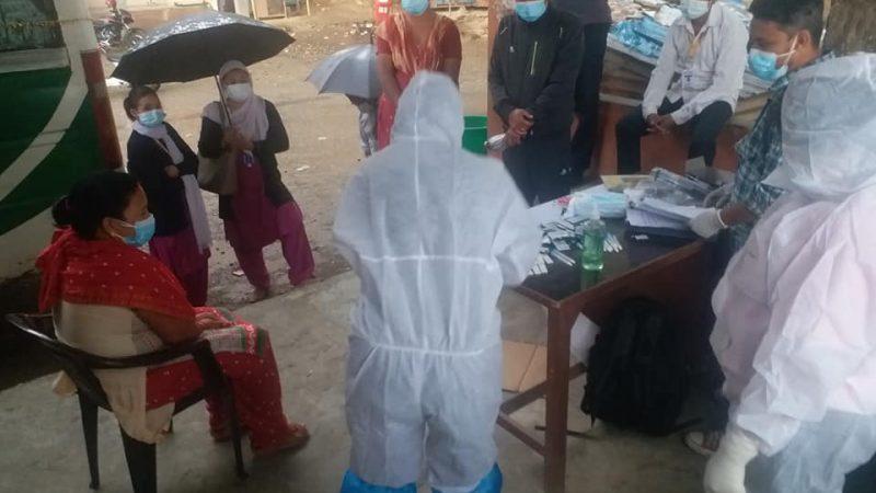 जाजरकोटमा कोरोना संक्रमितको संख्या २०९ पुग्यो, छैन पुर्वतयारी